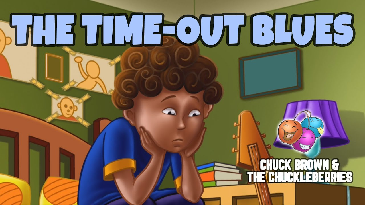 Kids Song The Time Out Blues Chuck Brown Amp The