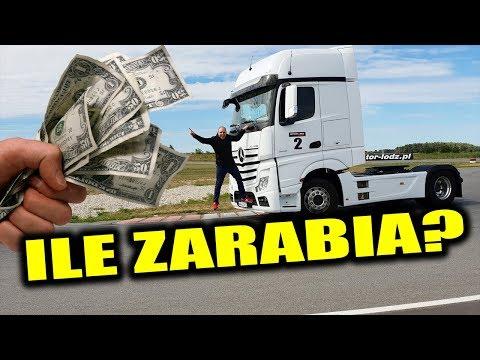 Ile Zarabia Kierowca Ciężarówki? Plusy I Minusy #MOTODORADCA