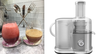KitchenAid Easy Clean Juicer Review