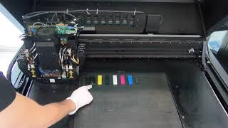 Stratasys Academy | J8 Series: Printing a Dynamic Nozzle Test