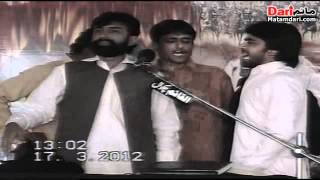 Zakir Ali Raza shah @salana majlis tanseeb e Alam 17march2012 iskandarabad distt Mianwali.avi
