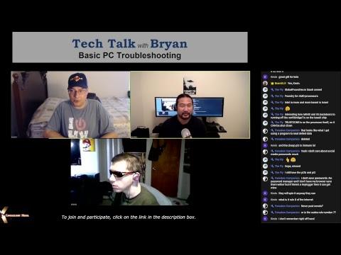 Tech Talk with Bryan   Three Main Types of Desktop PCs 1/13/2018