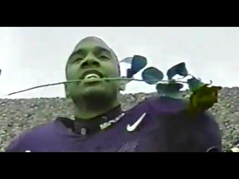 Michigan Football 1997 Highlights Charles Woodson WXYZ