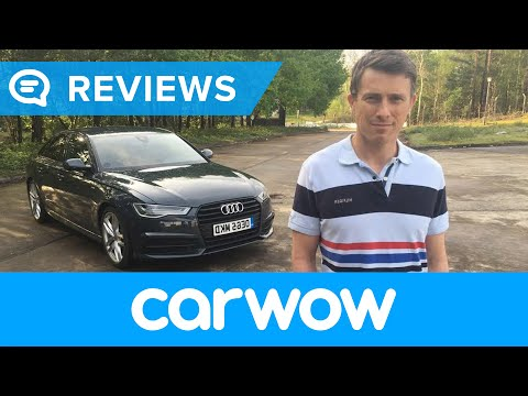 Audi A6 Saloon 2011 - 2018 review | Mat Watson Reviews