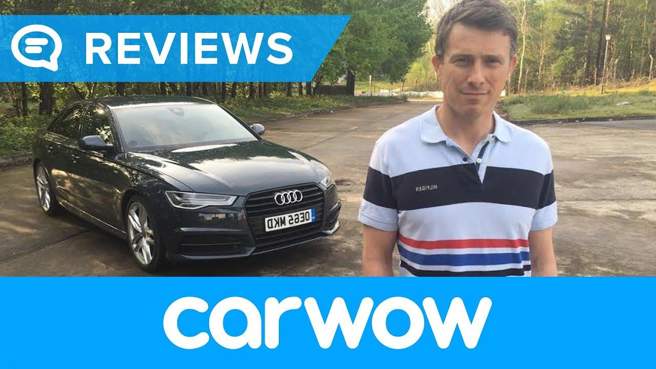 Audi A Saloon Review Mat Watson Reviews YouTube - Audi reviews