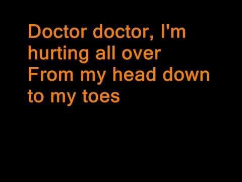 doctor doctor - amy Can Flyy ( lyrics on screen )