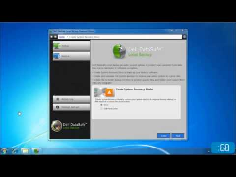 dell system recovery media windows 7