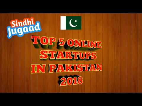 Top 5 Online Startups in Pakistan (2018)