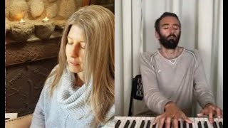 """God is the Strength"" Guided Meditation with Piano - Celebration Event - ACIM - Kirsten Buxton"