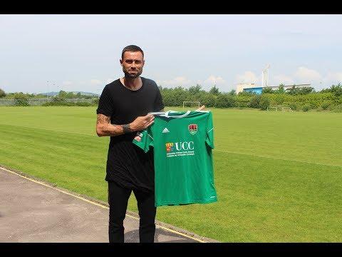 Damien Delaney Signs for Cork City FC