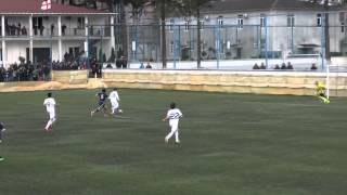 FC Zugdidi 1:2 FC Dinamo Tbilisi 22.11.14