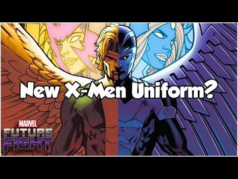 New X-Men Uniform? (Sneak Peek #2.5) - Marvel Future Fight