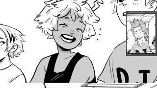 Q&A | BNHA Manga Redraw
