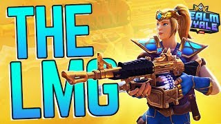NEW PATCH in Realm Royale! Catapults, New Weapon &amp More!