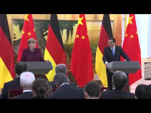 The Heat: Stronger China-Germany ties pt1