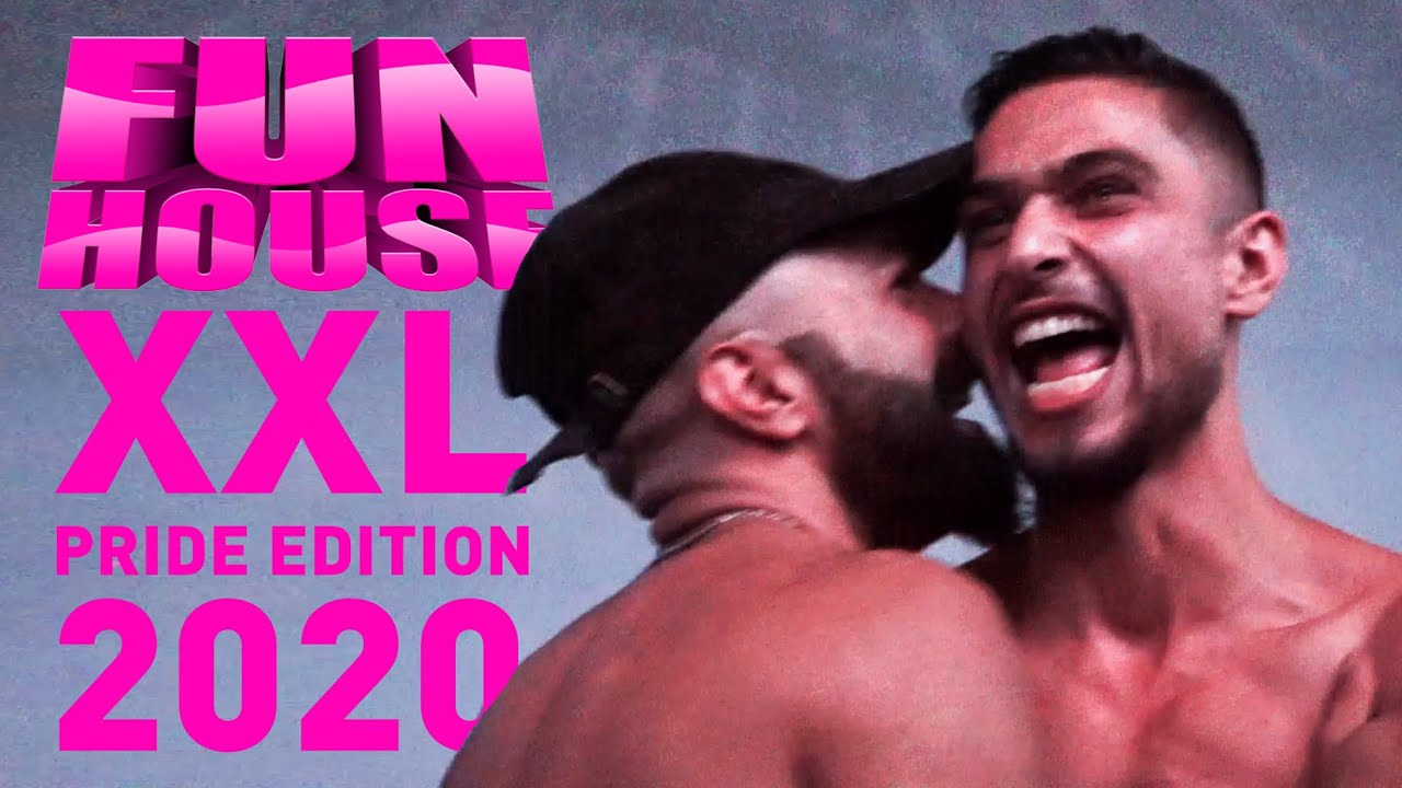 funhouse xxl pride edition 2020 promotional video