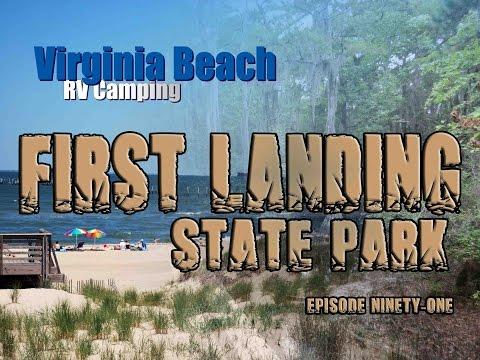 First Landing State Park, Virginia Beach Review- Episode 91