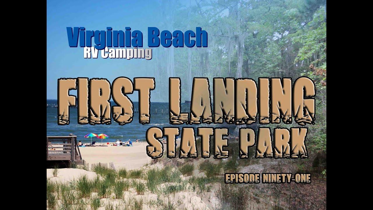 First Landing State Park Virginia Beach Review Episode 91