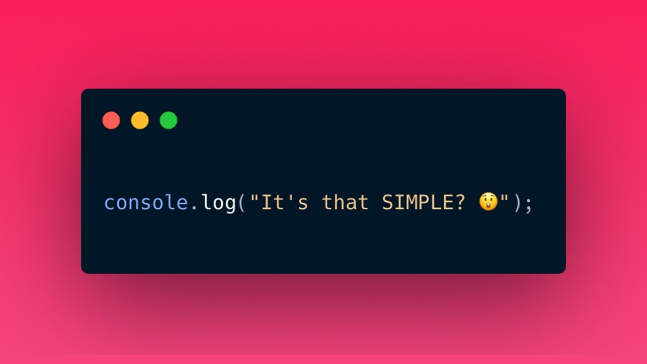 Create beautiful code snippets for websites #Shorts