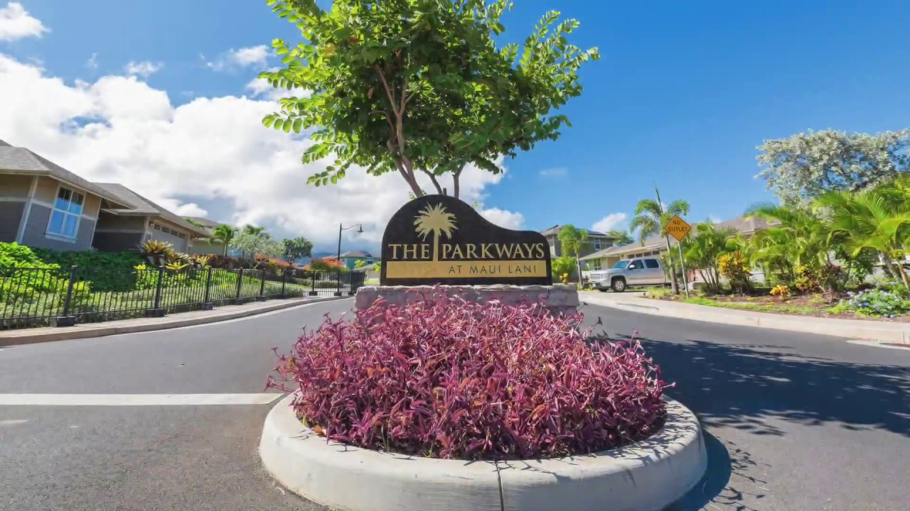 "84 Olina St ""The Parkways @ Maui Lani"""