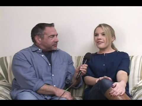 Kristen Alderson's  with Michael Fairman