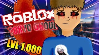 ROBLOX: I BECAME A GHOUL!!! #01 ‹ BRUNINHO ›