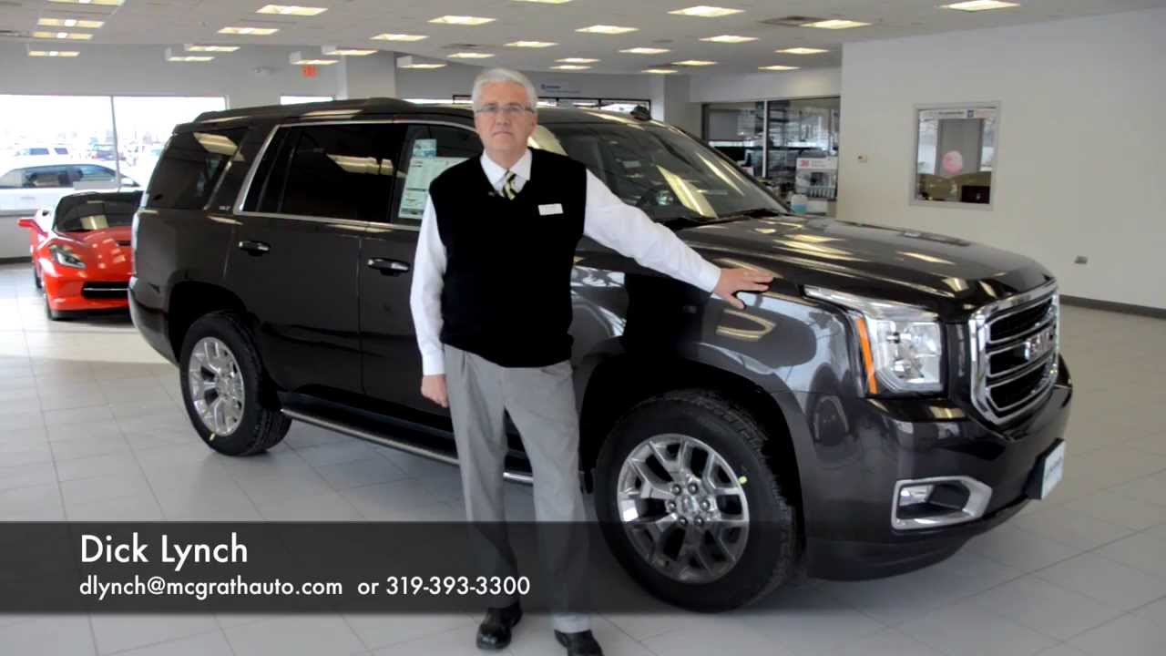 Suburban Vs Tahoe >> New 2015 GMC Yukon Updates compared to Toyota Sequoia ...