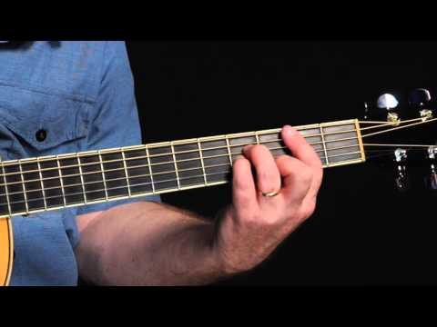 """We Are Clean"" Acoustic Guitar Tutorial | Vineyard Worship"