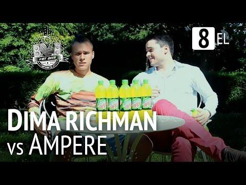 Dima Richman vs. Ampere | RR | VBT 2015 Achtelfinale