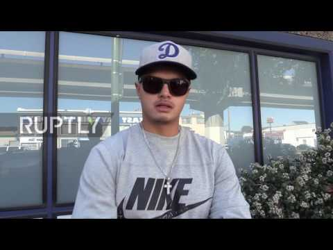 USA: Family and friends await news on Oakland nightclub missing persons