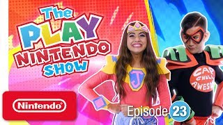 The Play Nintendo Show – Episode 23: Super Summer Powers with ARMS