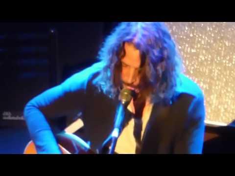 Chris Cornell Argentina Teatro Colón 2016 Solo Tour