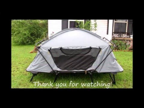 Winterial Oversize Outdoor Camping Tent Cot