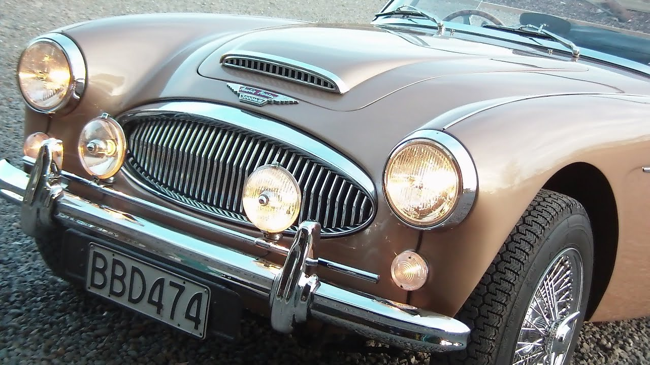 Austin Healey Mk Waimak Classic Cars New Zealand