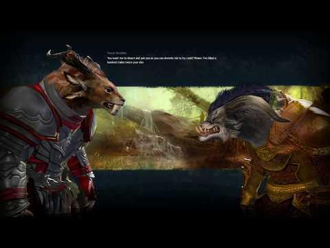 Guild wars 2 - Blazing, il gladiatore verde pistacchio - Parte 02