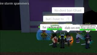 Whenever Im playing Arcane Adventures | Roblox Arcane Adventure
