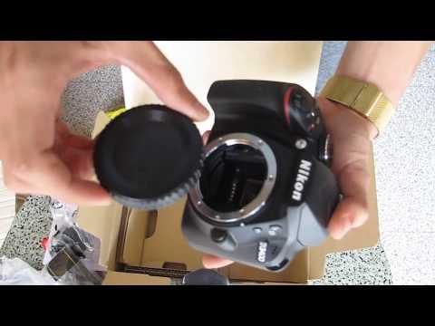Đập hộp máy ảnh Nikon D3400 || Máy ảnh DSLR cho người mới bắt đầu - Unboxing Nikon D3400 for newbie