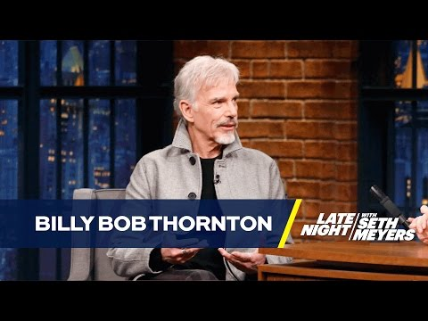 Billy Bob Thornton Reminds Fans That Santa isn't in The Bible