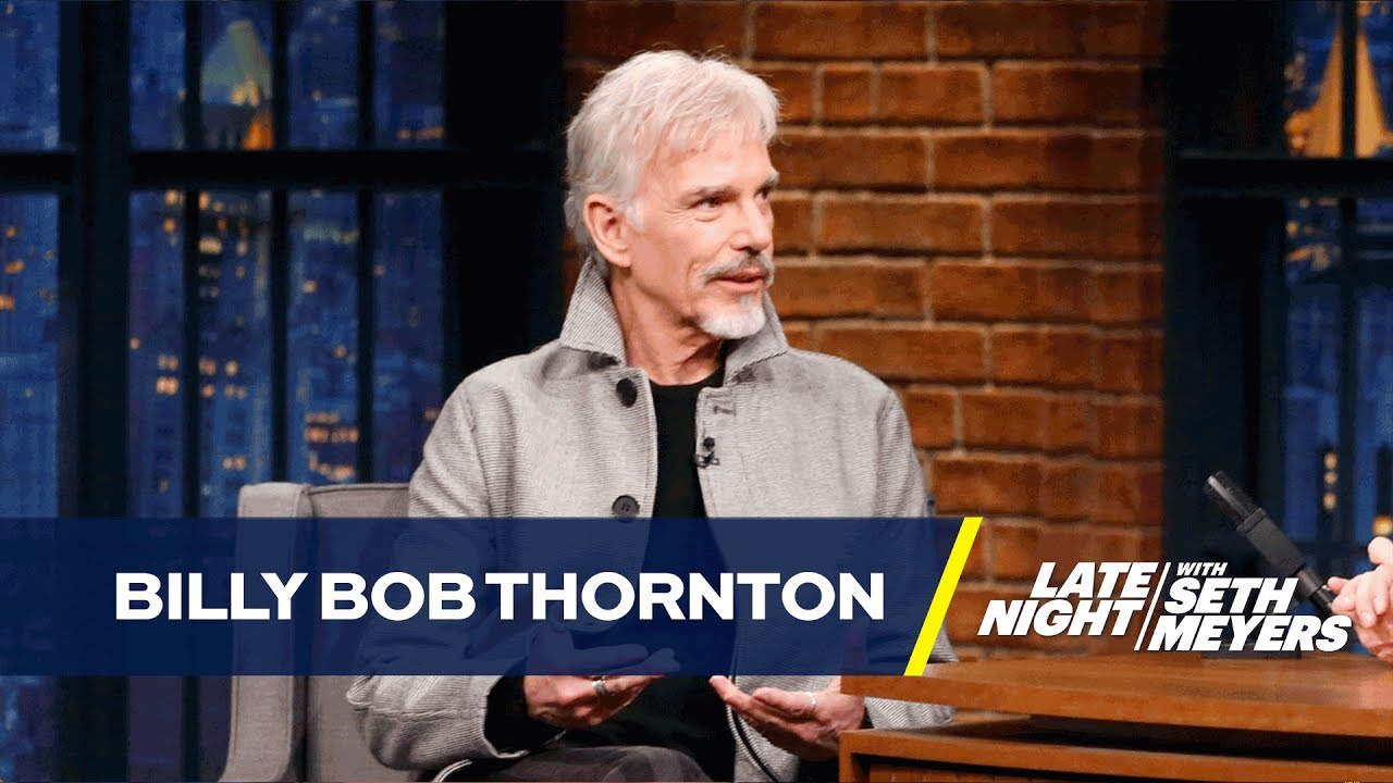 Billy Bob Thornton Reminds Fans That Santa Isnt In The Bible Youtube
