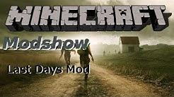 Minecraft DayZ Mod