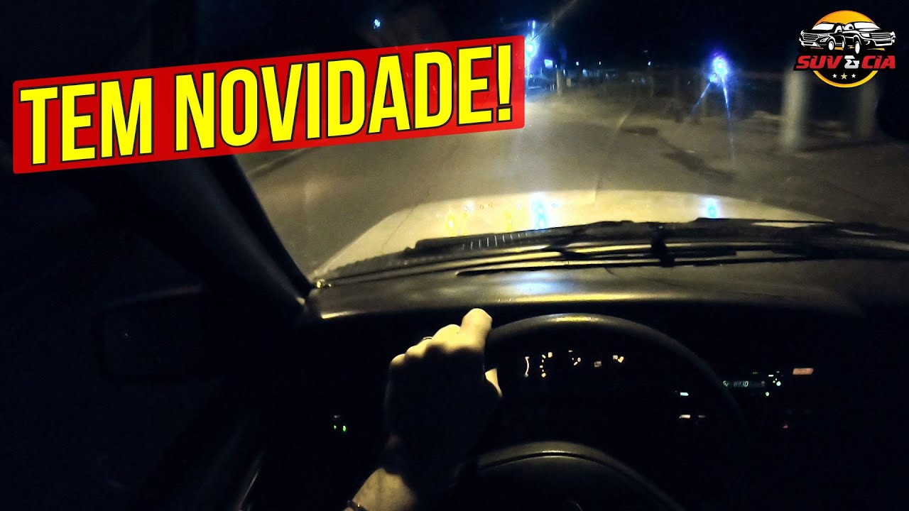 OLHA A NOVIDADE! - TESTANDO EQUIPAMENTO NOVO PRO CANAL!