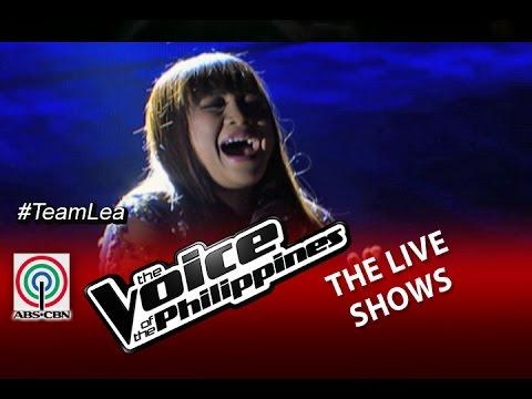 """The Live Shows """"Ikaw Lamang ang Mamahalin"""" by Leah Patricio (Season 2)"""
