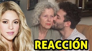 "REACCIÓN   Mi madre llora al escuchar ""Nada"" (Shakira)"
