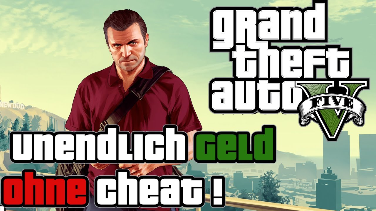 Geld Cheat Gta 5