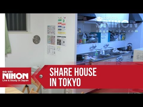 Itabashi Guest House - Furnished Accommodation in Tokyo offered by Go! Go! Nihon