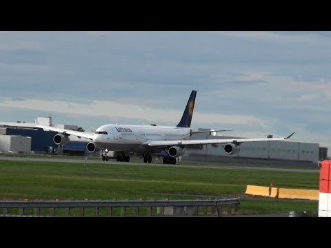 20 Minutes HD Plane Spotting YUL | CYUL Montreal Trudeau Airport