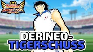 Der Neo-Tigerschuss - ♠ Captain Tsubasa: Dream Team #001 ♠ - Deutsch German - Dhalucard