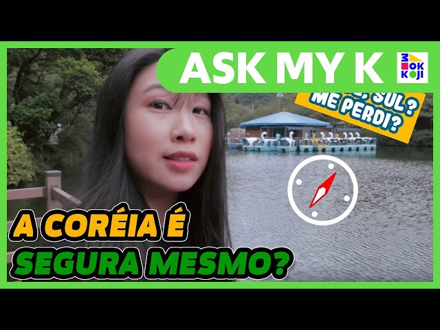 Ask My K : Coreaníssima - The safest country on earth Traveling alone in Korea