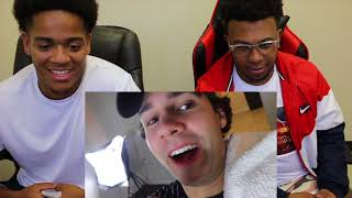 David Dobrik - SURPRISING HER WITH A 10-FOOT SNAKE!! (FREAKOUT) | Broskie Variety Reaction!