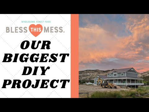 DIY House Build – the first year!